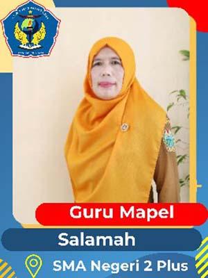 Salamah S.Pd