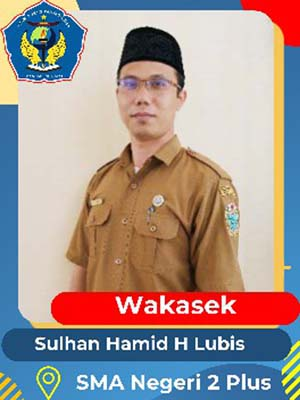 Sulhan Hamid H Lubis M.Pd