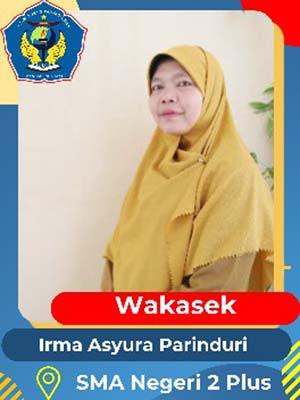Irma Asyura Parinduri S.Pd