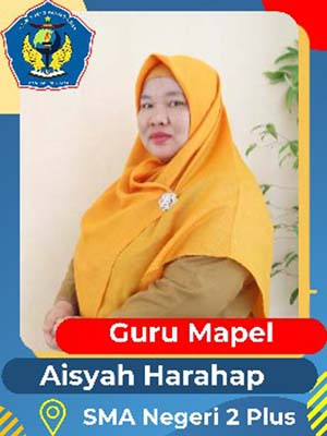 Aisyah Harahap S.Pd