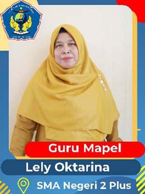Lely Oktarina Nasution M.Pd