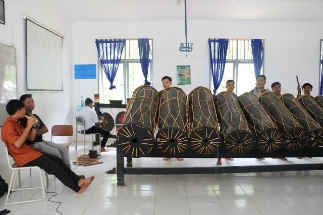 Ruang Latihan Sanggar
